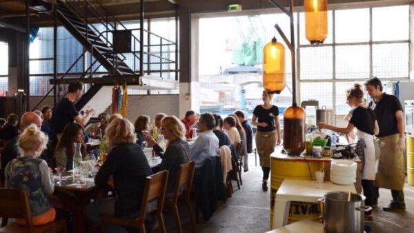 Restaurant Restwaarde Binckhorst Den Haag
